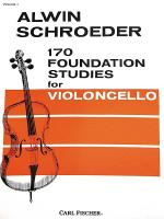 170 Foundation Studies-Volume 1 Sheet Music