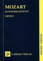 Piano Quartets Sheet Music
