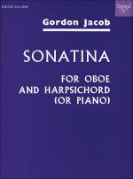 Oboe Sonatina Sheet Music