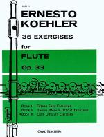 35 Exercises for Flute, Op. 33 - Book III Sheet Music