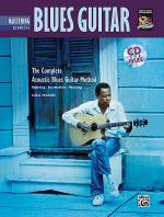 Mastering Acoustic Blues Guitar (Book and CD) Sheet Music