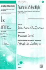 Pavane for A Silent Night Sheet Music
