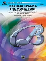 Rolling Stones: The Music Tour Sheet Music