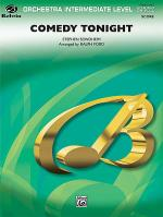 Comedy Tonight Sheet Music
