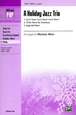 A Holiday Jazz Trio Sheet Music