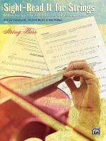 Sight-Read It for Strings (String Bass) Sheet Music