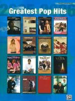 2005-2006 Greatest Pop Hits (Tenor Sax) Sheet Music
