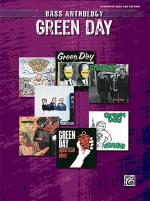Green Day Bass Anthology Sheet Music