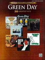 Green Day Easy Guitar Anthology (20 Greatest Hits) (Book) Sheet Music