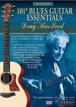 101 Blues Guitar Essentials (DVD) Sheet Music