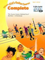 Alfred's Kids Guitar Course Complete (Book and 2 Enhanced CDs) Sheet Music