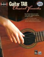 Basix Guitar Tab Classical Favorites Sheet Music