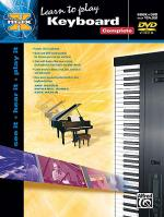 Alfred's Max: Learn to Play Keyboard Complete (Book and DVD) Sheet Music