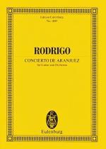 Concierto de Aranjuez Sheet Music