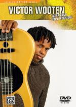 Victor Wooten -- Super Bass Solo Technique Sheet Music