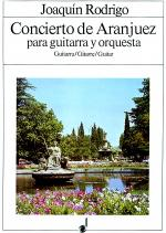 Concierto de Aranjuez (Guitar part) Sheet Music
