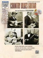 Stefan Grossman's Early Masters of American Blues Guitar: Country Blues Guitar Sheet Music