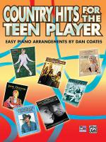 Country Hits for the Teen Player Sheet Music