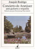 Concierto De Aranjuez, Guitar/Piano Sheet Music