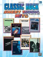 Classic Rock Sheet Music Hits Sheet Music