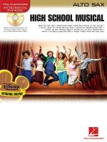 High School Musical (Alto Sax) Sheet Music