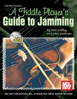 A Fiddle Player's Guide To Jamming Book/CD Set Sheet Music