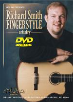 Richard Smith: Fingerstyle Artistry DVD Sheet Music