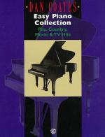 Dan Coates Easy Piano Collection - Pop, Country, Movie & TV Hits - Easy Piano Sheet Music