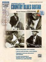 Stefan Grossman's Early Masters of American Blues Guitar: The Anthology of Country Blues Guitar Sheet Music