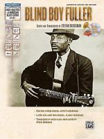 Stefan Grossman's Early Masters of American Blues Guitar: Blind Boy Fuller Sheet Music