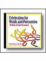 Celebration for Winds and Percussion Sheet Music