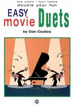 Double Your Fun - Easy Movie Duets (One Piano, 4 Hands) Sheet Music