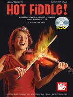 Hot Fiddle! Book/2-DVD Set Sheet Music