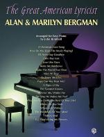 Great American Lyricist - Alan & Marilyn Bergman - Easy Piano Sheet Music