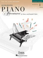 Accelerated Piano Adventures for the Older Beginner - Lesson Book 1, International Edition Sheet Music