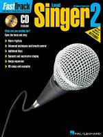 FastTrack Lead Singer Method - Book 2 Sheet Music