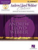 Andrew Lloyd Webber Classics - Clarinet Sheet Music