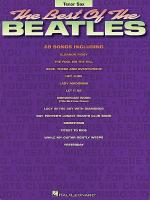 Best of the Beatles for Tenor Sax Sheet Music