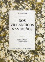 Tarrago: Dos Villancicos Navidenos Sheet Music