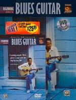 Beginning Acoustic Blues Guitar (Book & DVD) Sheet Music