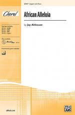 African Alleluia Sheet Music