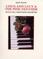 Linus And Lucy & The Pink Panther Plus 15 All Time Piano Favorites - Easy Piano Sheet Music