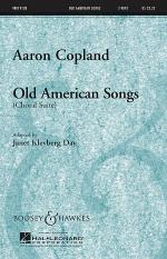 Old American Songs (Choral Suite) Sheet Music