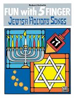 Fun with 5 Finger Jewish Holiday Songs Sheet Music
