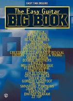 The Easy Guitar Big Book Sheet Music