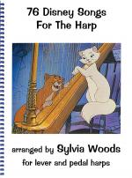 76 Disney Songs for the Harp Sheet Music
