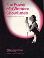 The Power Of A Woman: Showtunes Sheet Music