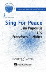 Sing for Peace Sheet Music