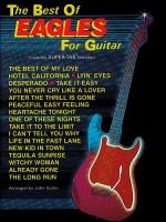 The Best Of The Eagles For Guitar - Easy Guitar Sheet Music