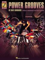 Dave Lombardo: Power Grooves Sheet Music
